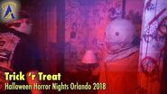 Trick 'r Treat highlights from Halloween Horror Nights Orlando 2018