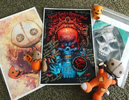 Trick 'r Treat Scareactor Reward (2017)