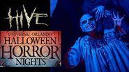 The Hive Haunted House 4K Walk Through POV Universal Orlando Halloween Horror Nights HHN 27 2017