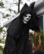 Black Skeletal Stiltwaker 19