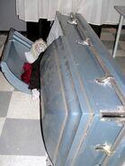 Dead Silence Coffin
