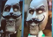 Nutcracker Sculpt Masks