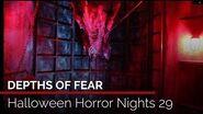 Depths of Fear highlights Halloween Horror Nights 29 at Universal Orlando