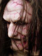 Eelmouth close up