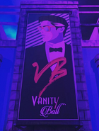 Vanity Ball Sign 1