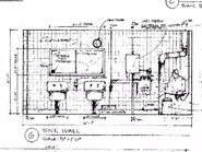 Bathroom Trap Concept