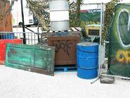 HHN XIV Fright Yard Graffiti 10