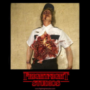 """Screenshot 2020-10-15 FrightNight Studios, LLC on Instagram """"From HHN 26 The dead security guards and asylum patients prop -...-"""