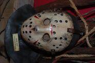 HHN 2007 Jason Mask