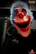 Killer Klowns From Outer Space Behind the scenes 21