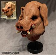 Piggy Man Mask 2