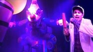 Killer Klowns from Outer Space at Halloween Horror Nights 2019 Ultra Low Light Best Quality