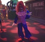 Rosebud the Clown Girl 7