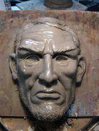Abraham Lincoln Purger Sculpt Mask
