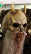 Father Time Mask (HHN 2018)