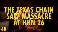 Texas Chain Saw Massacre Highlights Halloween Horror Nights 26