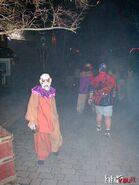 HHN 2001 Clowns