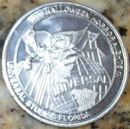 HHN IX Silver Parade Coin Back