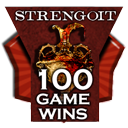 Strengoit-100-wins