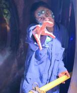 Underwater Miner Worker