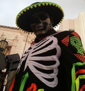 Esqueleto Muerte Stiltwalker 20