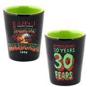 Retro Halloween Horror Nights 1992 Pumpkin Shot Glass