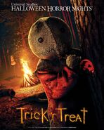 Trick 'r Treat Poster (Hollywood)