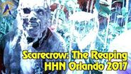 Scarecrow The Reaping highlights from Halloween Horror Nights Orlando 2017