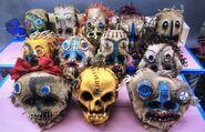 Hell's Harvest Masks