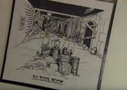 Terror Underground Concept
