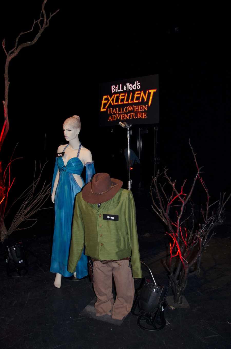 Bill & Ted's Excellent Halloween Adventure (Orlando 2013)