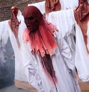 Holidayz In Hell Halloween Sheet Ghost 2
