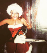 Inmate Mrs Claus