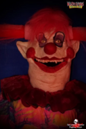 Killer Klowns From Outer Space Behind the scenes 35