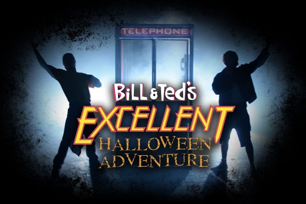 Bill and Ted's Excellent Halloween Adventure (Orlando 2012)