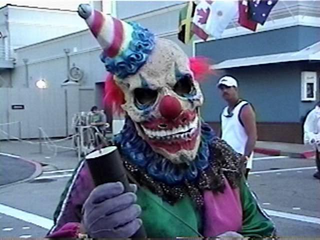 Clown Attack