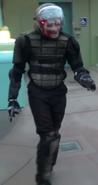 Riot Gear Zombie