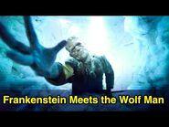 -NEW- Frankenstein Meets the Wolf Man - HHN 2019 (Universal Studios Hollywood, CA)