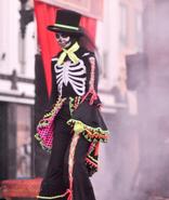Esqueleto Muerte Stiltwalker 10