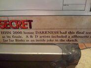Secret HHN 2000 House