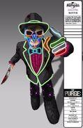 Fedora Skeletal Rave Purger Concept Art