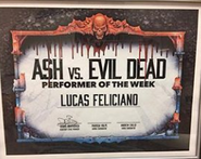 Ash Vs. Evil Dead Reward 3