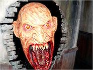 Freddy Snake Close Up