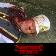 """Screenshot 2020-10-15 FrightNight Studios, LLC on Instagram """"From HHN 26 The dead band member prop that we made for the HHN-...-(1)"""