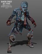 Jack Frost Concept Art