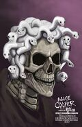 Stiltwalking Death Concept Art Close Up