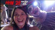 OUR LAST NIGHT AT HHN ORLANDO 2018! HHN28 - Night Six