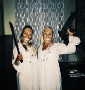 The Female Purgers in BlumHouse
