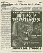 Cryptkeeper Newspaper