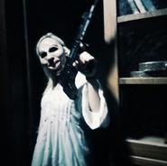 Purge With Machine Gun (BlumHouse)